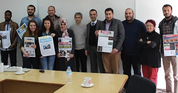 Young Journalists of EMU Communication Faculty Defended Their Projects Before a Jury