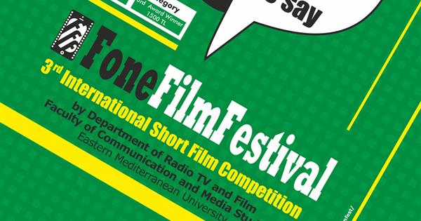 EMU Getting Ready to Host 3rd Fone Film Festival