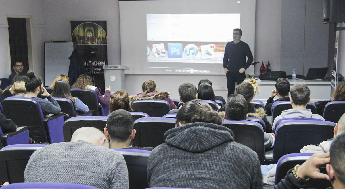 TRT Academy Provides Training at EMU Communication Faculty